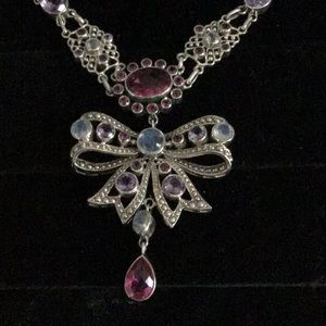 Nicky Butler Amethyst Necklace